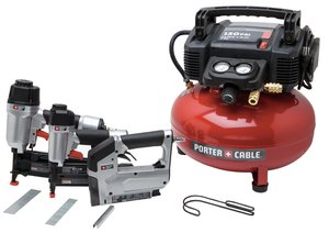 Air Compressor, Nail Gun and Staple Gun  rental Los Angeles, CA