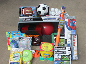 Outdoor Games Package rental Austin, TX