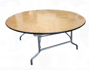 "Child's 48"" Round Table rental Austin, TX"