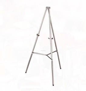 Adjustable Aluminum Easel rental Austin, TX