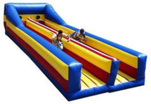 Bungee Run Bounce House  rental Austin, TX
