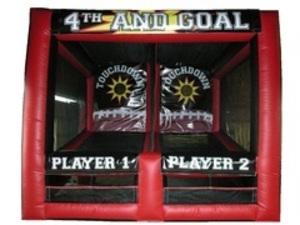 4th & Goal Game - Bounce House rental Austin, TX