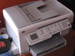 HP Wireless Inkjet Print/Fax/Copy/Scan rental Austin, TX
