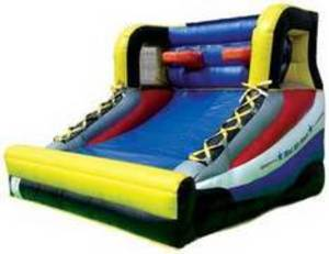 Hoops Game Bounce House rental Austin, TX
