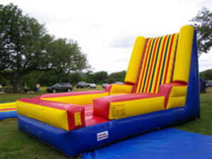 Velcro Wall Bounce House rental Austin, TX