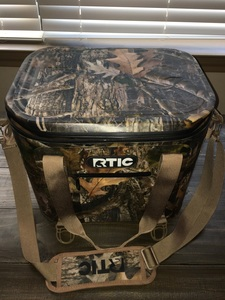 RTIC 30 Soft Pack Cooler rental Austin, TX
