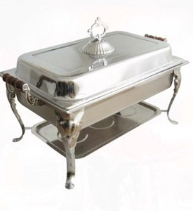 Queen Anne 8 QT Chafer rental Austin, TX