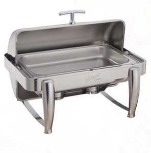 Virtuoso Roll Top 8 QT Chafer rental Austin, TX