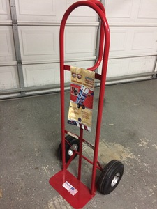 Utility appliance dolly hand truck  rental Austin, TX
