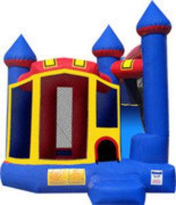 Superbe Backyard Bounce U0026 Slide Bounce House