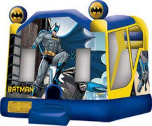 Batman Combo Bounce House rental Austin, TX