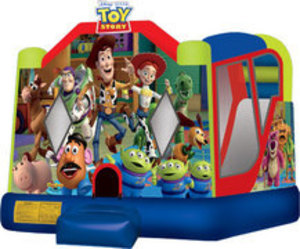 Toy Story Bounce House Combo rental Austin, TX