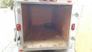 5' x 8' aluminum trailer rental Portland, OR