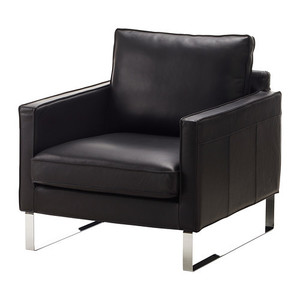Arm Chair - Black or White rental Austin, TX