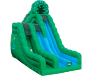 Emerald Ice Dry Slide rental Austin, TX