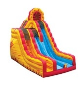 Fire N Ice Dry Slide rental Austin, TX