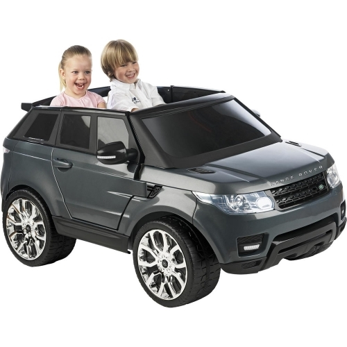 Loanables:Kids Land Rover Electric Car / Power Wheels
