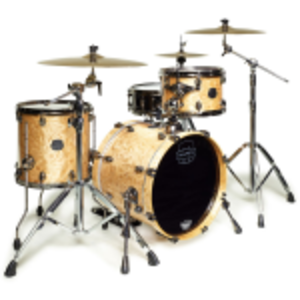 Drum Set: Mapex SNMB2418 Platinum Level Saturn rental Austin, TX