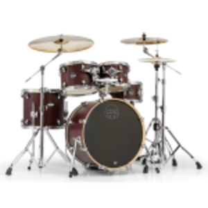 Drum Set: Mapex Silver M Series rental Austin, TX