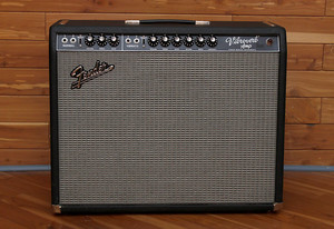 Fender Vibroverb Amplifier 1964 Custom Shop rental Austin, TX