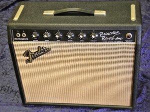 1967 Fender Princeton Reverb Amplifier Vintage rental Austin, TX