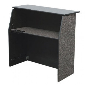 Portable Bar Faux Granite rental Austin, TX