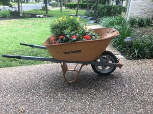 Wheelbarrow  rental Austin, TX