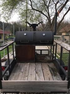 BBQ Smoker rental Austin, TX