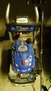 3100 PSI Subaru Pressure washer rental Phoenix, AZ