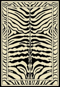 Zeebra design RUG rental San Francisco-Oakland-San Jose, CA