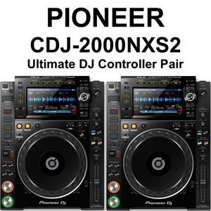 Pioneer CDJ-2000NXS2 rental Chicago, IL