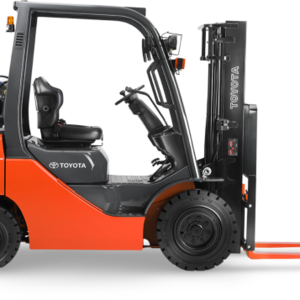 Warehouse or All Terrain Fork Lifts rental Austin, TX
