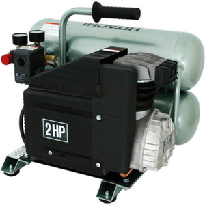Dual Tank 2hp electric Air Compressor rental Austin, TX