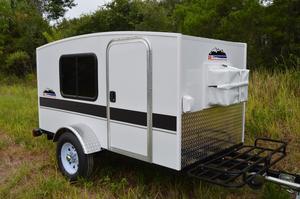 Runaway Navigator Mini Camper rental Austin, TX