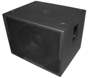 Speaker - BassBoss SSP118 Sub Set rental Austin, TX
