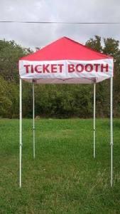 Ticket Booth rental Austin, TX