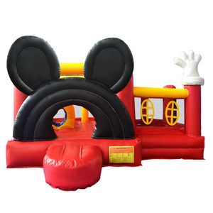 Mickey Mouse Bounce House & Ball Pit rental Austin, TX