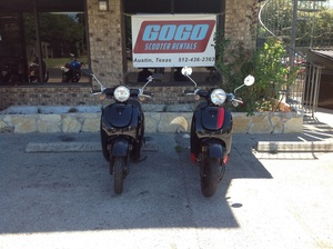 Scooters For Rent rental Austin, TX