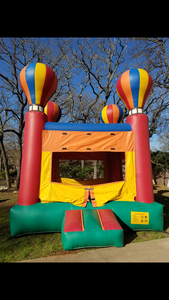 15x15 bounce moonwalk rental Austin, TX