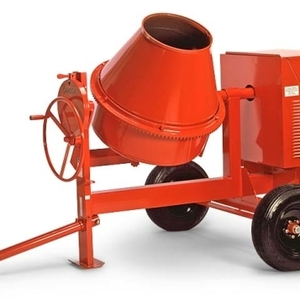 Concrete Mixer Towable 9cf rental Austin, TX