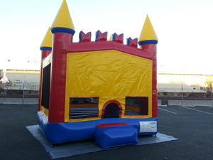 Castle Bounce House rental Austin, TX
