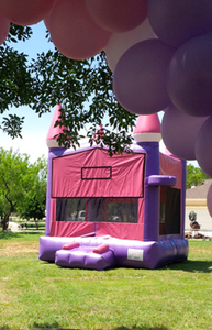 Princess Bounce House rental Austin, TX