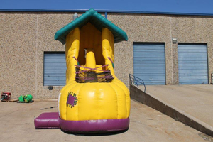 Shoe Dry Slide Bounce House rental Austin, TX