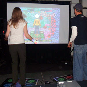 Dance Dance Revolution rental Austin, TX