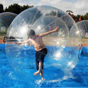 Water Walking Ball rental Austin, TX
