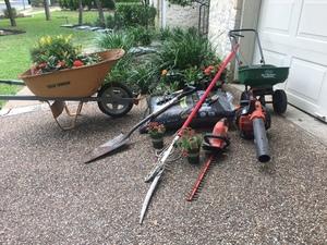 Lawn & Garden Tools rental Austin, TX