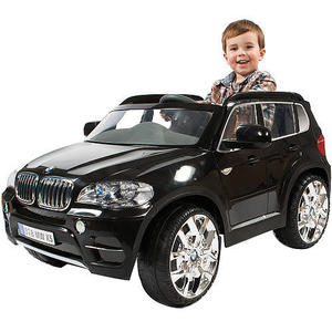 BMW X5 powered ride on for children 3-5 years old rental Detroit, MI
