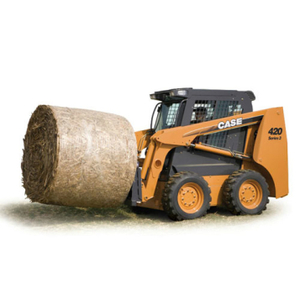 Case 420 Skid Steer- Wheels rental Austin, TX