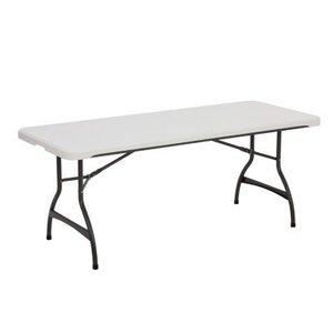 6' Folding Table rental Austin, TX