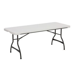 5' Folding Table rental Austin, TX